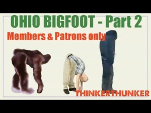 Salt Fork Ohio Grassman - Bigfoot - Sasquatch - Video Series Part 2