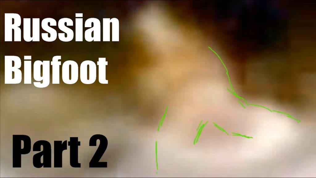Russian Ural Mountains Bigfoot Part 2: ThinkerThunker Breakdown