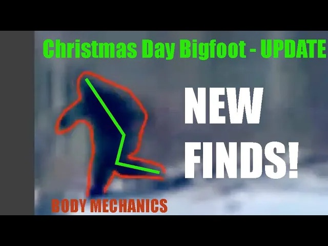 ThinkerThunker Takes A Deeper Dive into Two Popular Bigfoot Videos