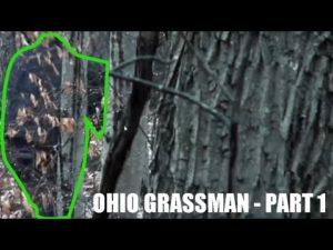NEW Salt Fork Ohio Grassman - Bigfoot - Sasquatch