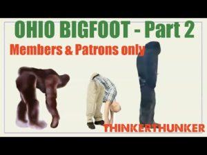 Salt Fork Ohio Grassman - Bigfoot - Sasquatch - Video Series Part 2