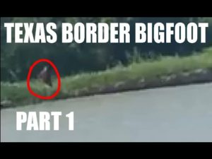 New Video: Bigfoot or Dogman on the Texas Border