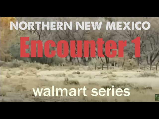 Bigfoot-Walmart Connection Part 1 - New Mexico & BreakingBigfoot