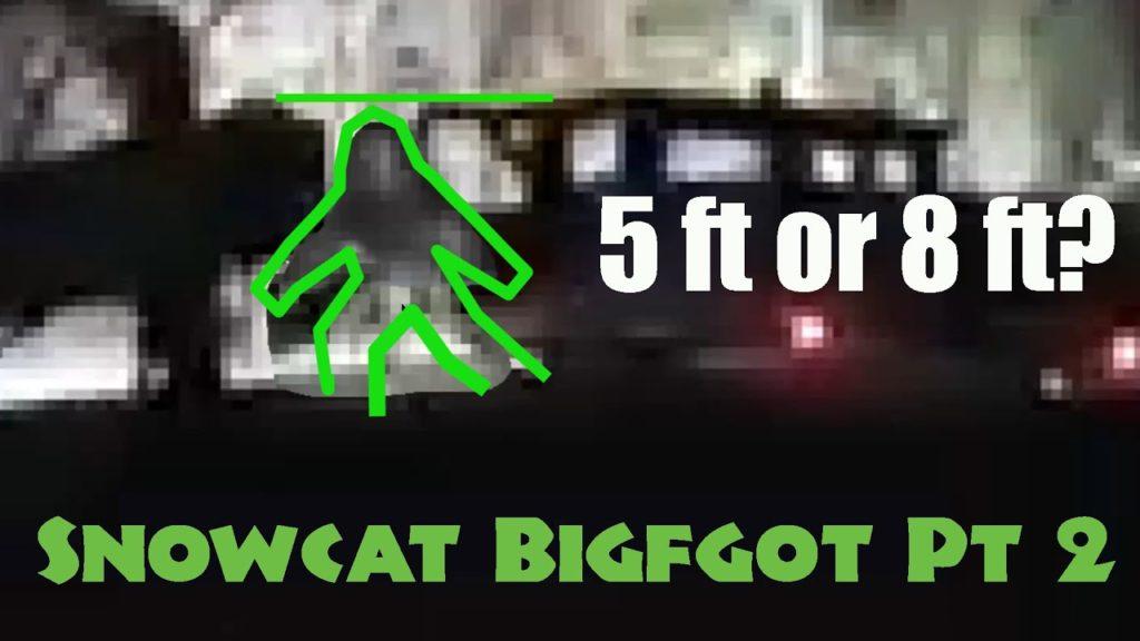 ThinkerThunker presents Snowplow Bigfoot part 2 (video)