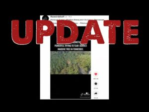 """Important update on """"Tree Being Ripped up by a Giant"""" video"""